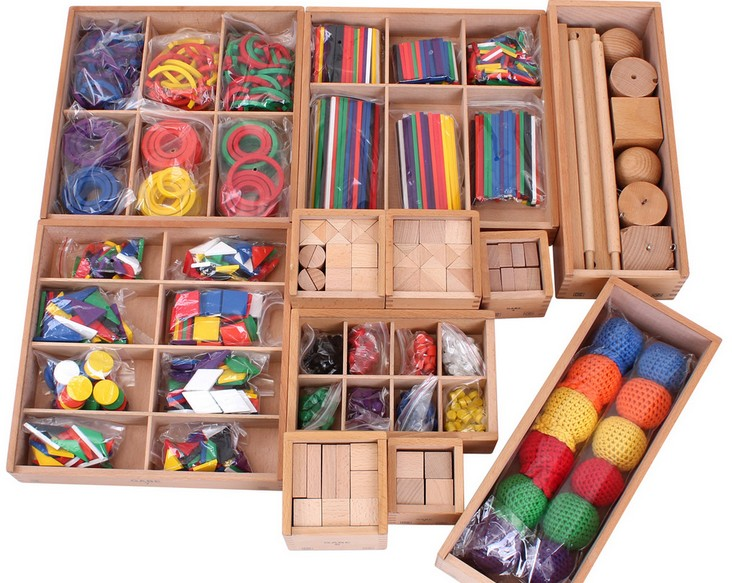 Froebel small set