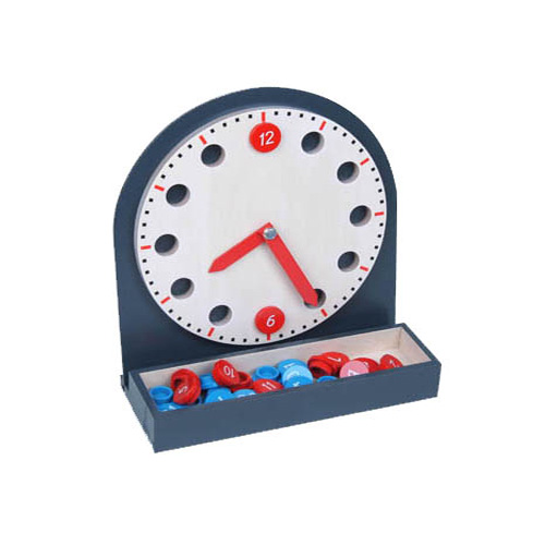 Clock with Movable Hands