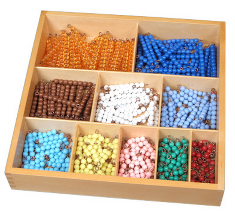 Bead Decanomial with Box